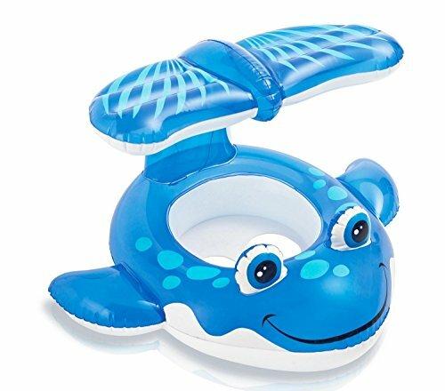 Baby Intex Whale Spray Pool