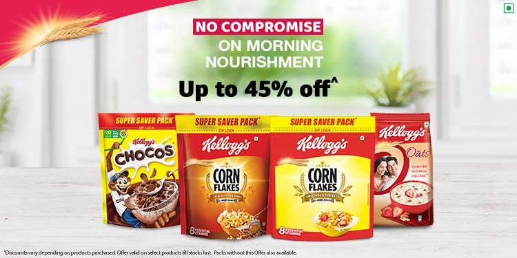 corn flakes price India