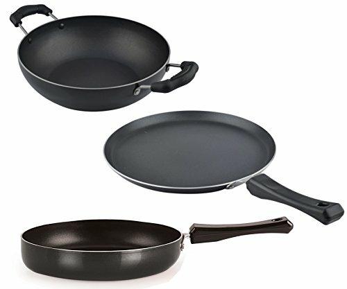 Nonstick Cookware Kitchen Set 3 Pieces