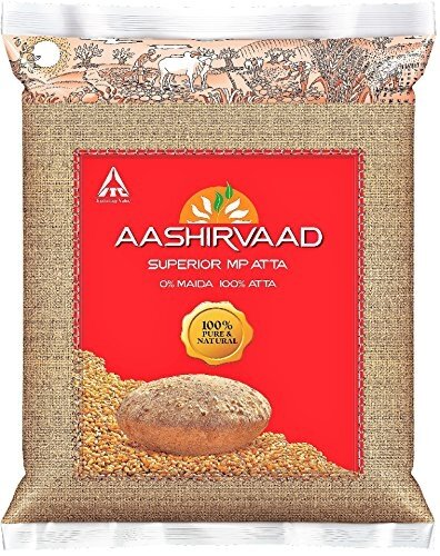 Aashirvaad Shudh Chakki Atta, 5 kg