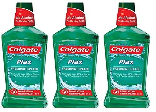 Colgate Plax Mouthwash Buy 2 Get 1 Free