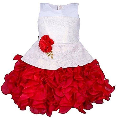 Baby Girls Birthday Party wear Frock Dress